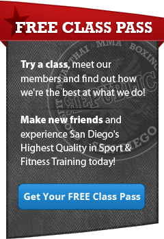 Free Boxing and MMA Classes in San Diego