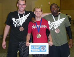 REPUBLIC/American Boxing Submission Grappling Team Winners